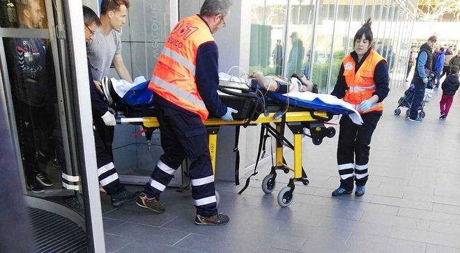 Хавбек Альбасете Пелайо випав із вікна через розмову по телефону
