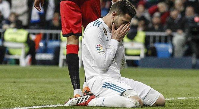 Лас-Пальмас – Реал: Начо получил первую травму в профессиональной карьере и расплакался