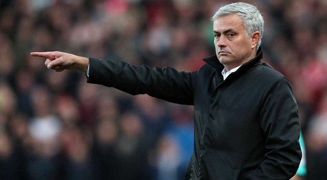 Моуриньо: В других лигах Манчестер Юнайтед мог бы бороться за титул