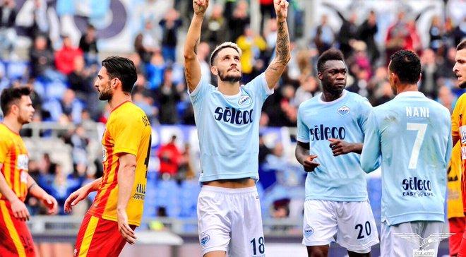 Лацио – Беневенто – 6:2 – видео голов и обзор матча