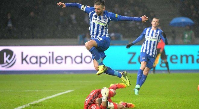 Герта і Вольфсбург голів не забивали