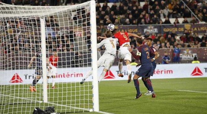 Монако – ПСЖ – 0:3 – відео голів та огляд матчу