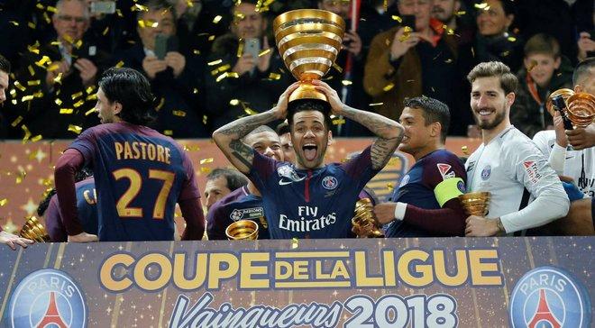 Дані Алвес – найбільш титулований гравець в історії футболу: усі трофеї бразильця