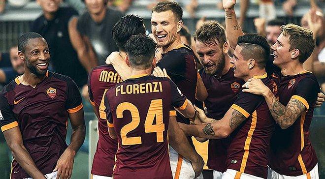 Барселона – Рома: У римлян епідемія травм напередодні матчу