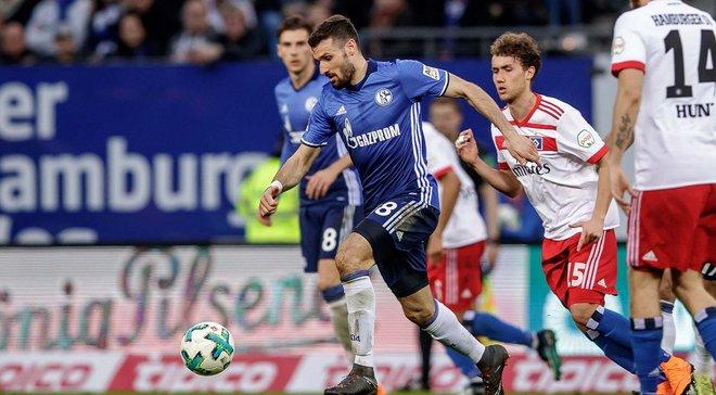 Гамбург – Шальке – 3:2 – видео голов и обзор матча