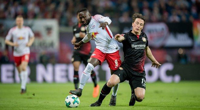 РБ Лейпциг – Байер – 1:4 – видео голов и обзор матча