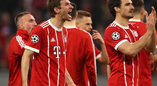 Бавария футболисты имя