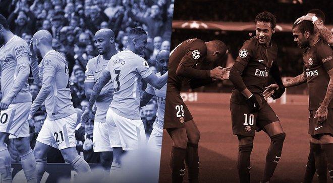 Манчестер Сіті vs ПСЖ: чиє чемпіонство більш переконливе?