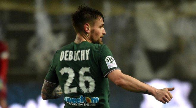 Дебюші – найкращий бомбардир в топ-5 чемпіонатах серед захисників в 2018 році