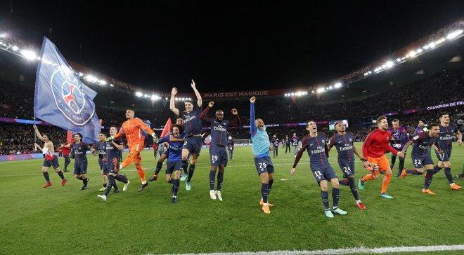 ПСЖ не проигрывает дома 40 матчей – новый рекорд