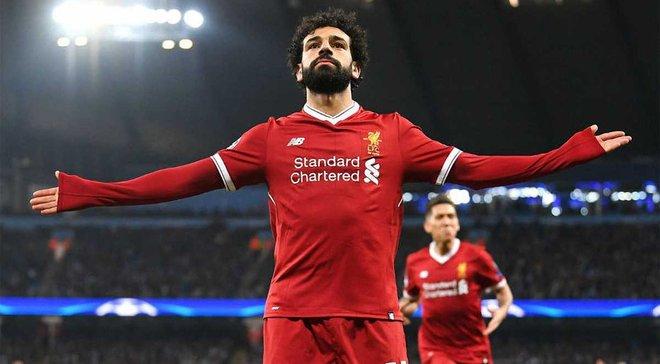 Салах – автор найкращого голу в 1/4 фіналу Ліги чемпіонів