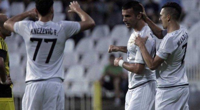 Сербський клуб готовий знятись з чемпіонату через суддівство
