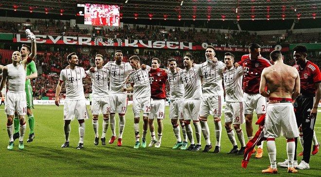 Байер – Бавария – 2:6 – видео голов и обзор матча