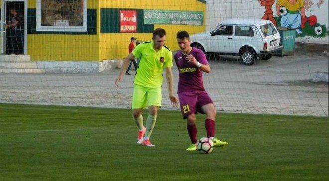 Первая лига: Балканы обыграли черкасский Днепр, Ингулец одолел Гелиос, Полтава победила Оболонь-Бровар