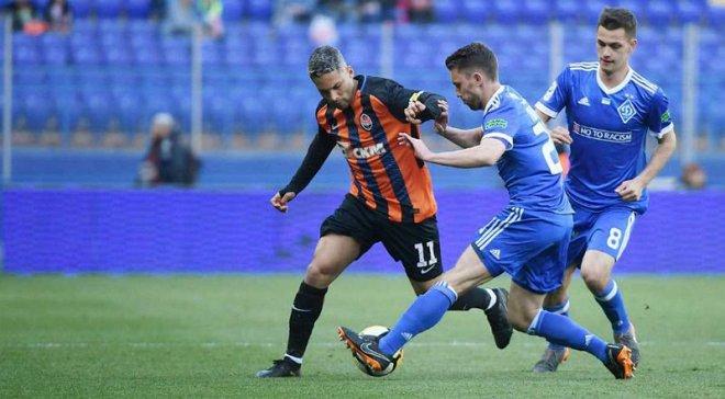 Динамо і Шахтар зіграють у фіналі Кубка України-2017/18