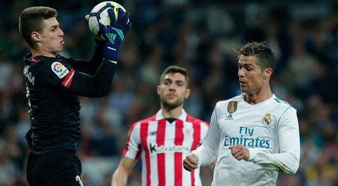 Реал – Атлетік: Кепа здійснив 9 сейвів, встановивши особистий рекорд