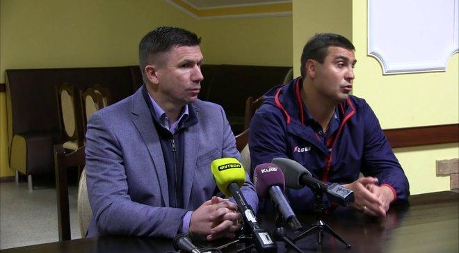 Пирич: Ни Срны, ни Дуляя в Арсенале-Киев не будет