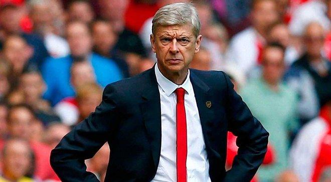 Конте: Венгер заслуговує на повагу не тільки від фанатів Арсеналу