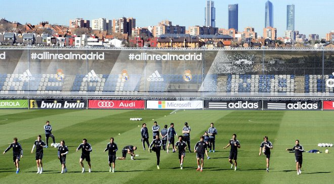 Реал Мадрид устроил видеоэкскурсию по своей базе