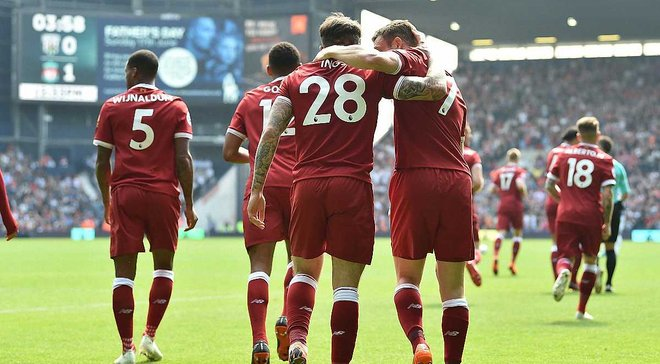Вест Бромвич – Ливерпуль – 2:2 – видео голов и обзор матча