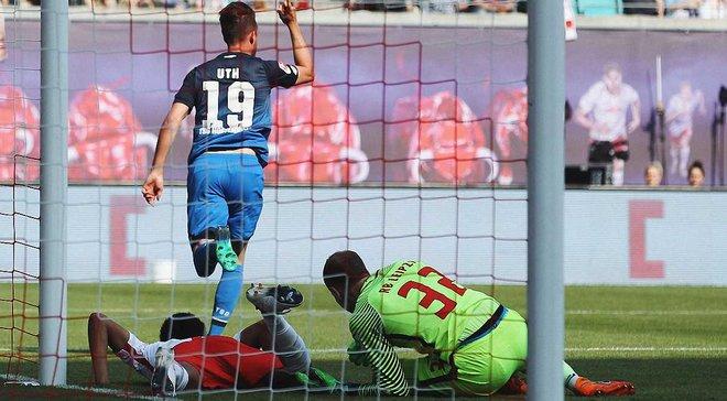 Бавария победила Ганновер, Хоффенхайм на выезде разгромил Лейпциг, Айнтрахт, Вердер и Фрайбург проиграли
