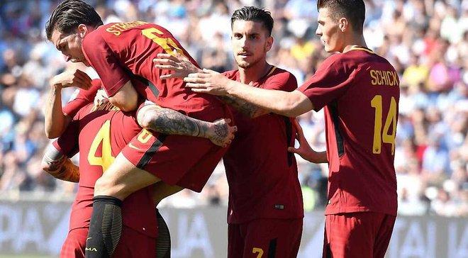 СПАЛ –Рома –0:3 – відео голів та огляд матчу