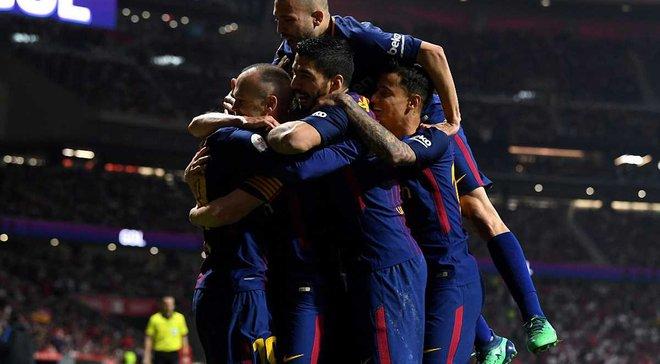 Барселона знищила Севілью і виграла Кубок Іспанії