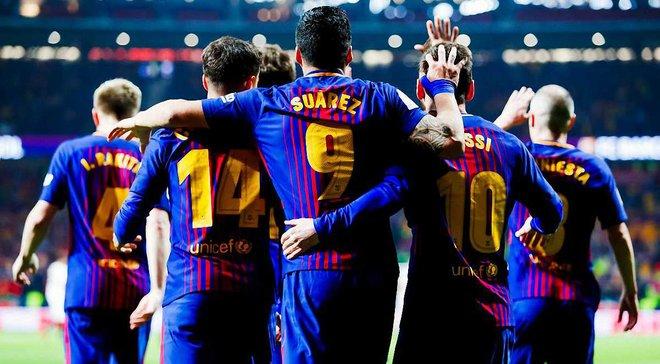 Барселона – Севілья – 5:0 – відео голів та огляд матчу