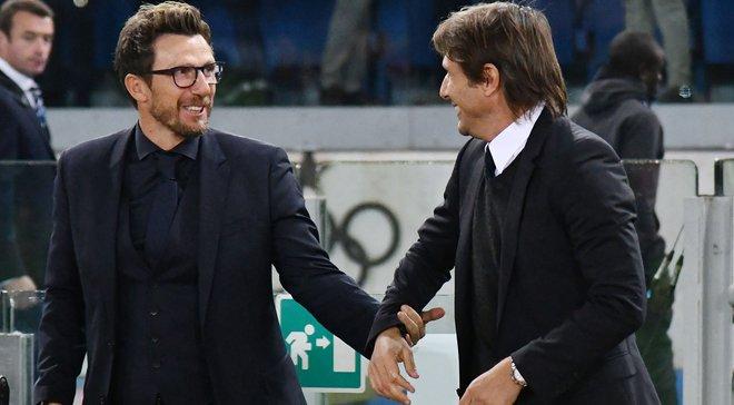 Ди Франческо может заменить Конте в Челси