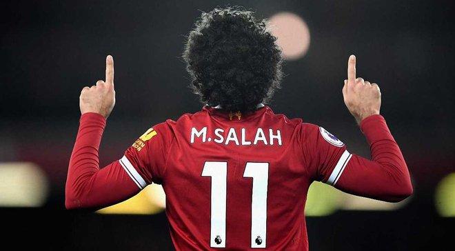 Официально: Салах – игрок года в Англии