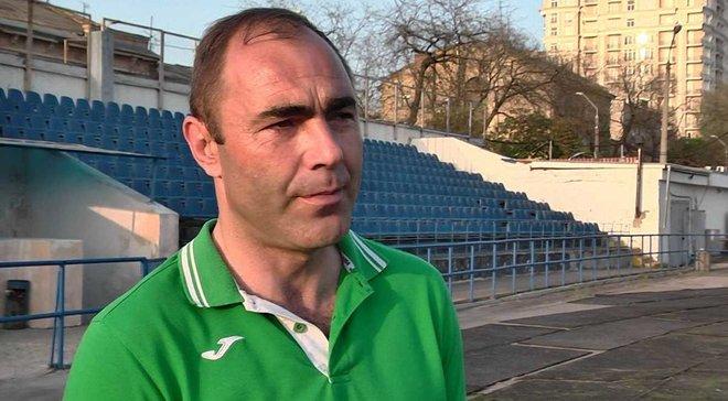 Ковалюк – лучший тренер 25 недели Второй лиги
