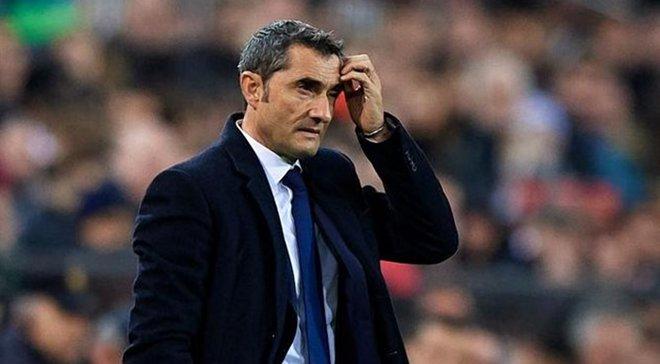 Вальверде может покинуть Барселону из-за конфликта с боссами клуба