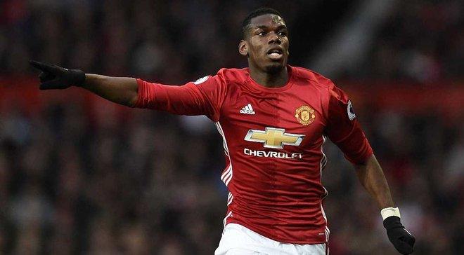 Погба: Я игрок Манчестер Юнайтед, в моей голове нет мыслей о трансфере