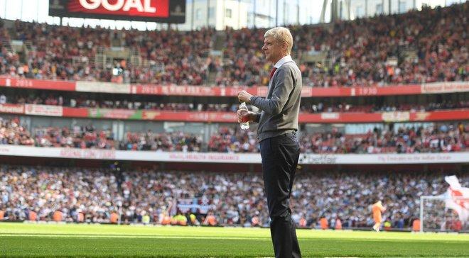 Венгер назвал не своим делом выбор нового тренера Арсенала
