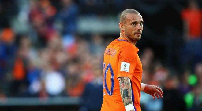 Снейдер зіграє прощальний матч за збірну Нідерландів – стала відома дата проведення гри