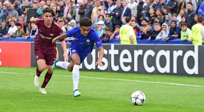 Челсі U-19 – Барселона U-19 – 0:3 – відео голів та огляд матчу