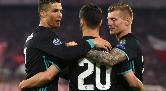 """Баварія – Реал: """"вершкові"""" не зробили нічого видатного, а проблеми мюнхенців не лише в травмах"""