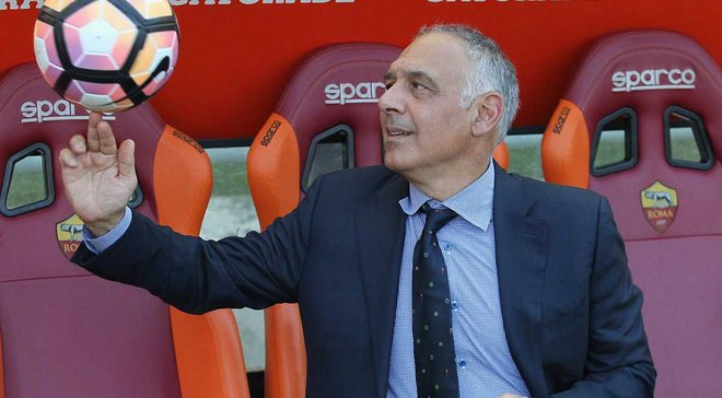 Президент Ромы Палотта рассказал о планах клуба на следующие 5 лет