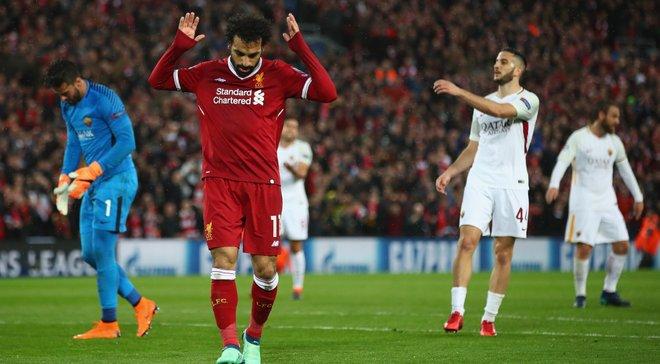 Ліверпуль – Рома: що говорять цифри. 3 головні фактори, чому Ді Франческо програв Клоппу