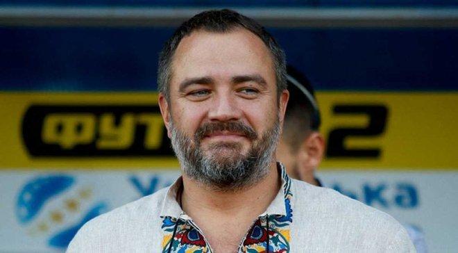 Павелко: Григорій Суркіс – хрещений батько корупції в українському футболі