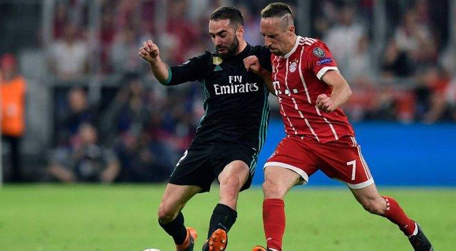 Карвахаль травмировался в матче против Баварии