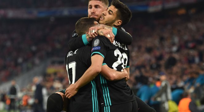 Реал установил рекорд по количеству выигранных матчей в Лиге чемпионов