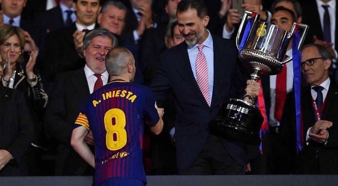 """Рамос: Если бы Иньесту звали Андресиньо, он бы точно выиграл 2 """"Золотых мяча"""""""