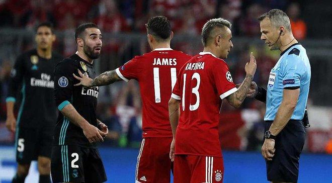"""""""Мадрид страдал, иногда захлебывался, но не утонул"""". Матч Бавария – Реал в обзоре испанских и немецких СМИ"""