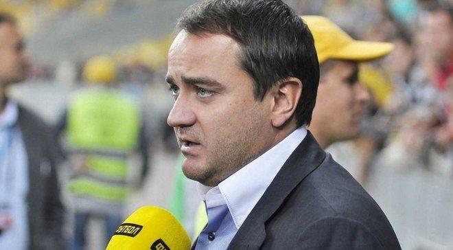 Павелко прокоментував закінчення контракту Баранки
