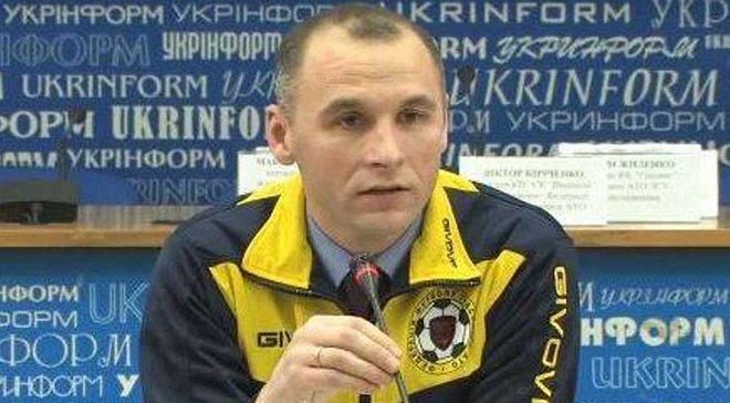 Руденко: Конфлікт, що виник між представниками різних турнірів АТО – штучно створений ФФУ