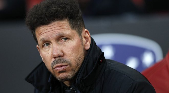Сімеоне: Важко грати проти Арсенала вдесятьох