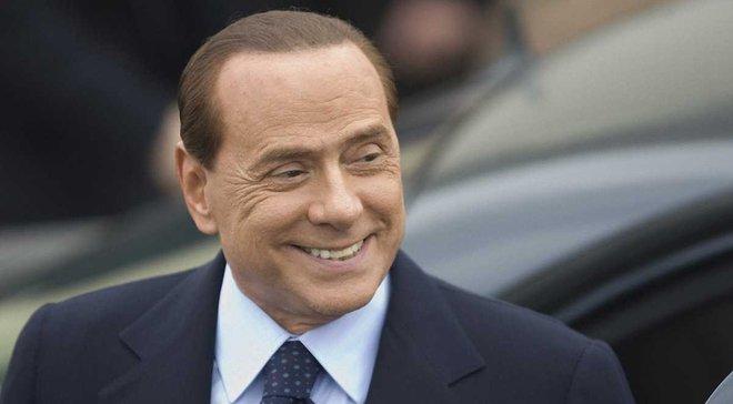 Берлускони: Если все так продолжится, то я куплю Милан обратно