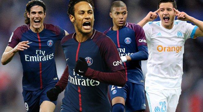 Визначились номінанти на найкращого гравця сезону в чемпіонаті Франції