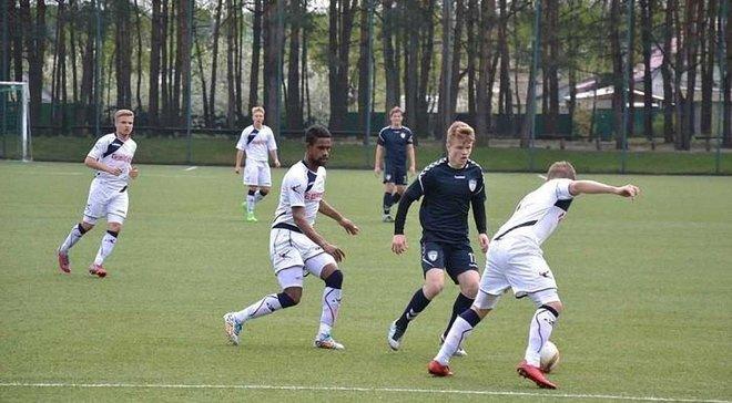 Матч молодіжних команд Сталі і Чорноморця зупинений за підозрою у договірному характері поєдинку